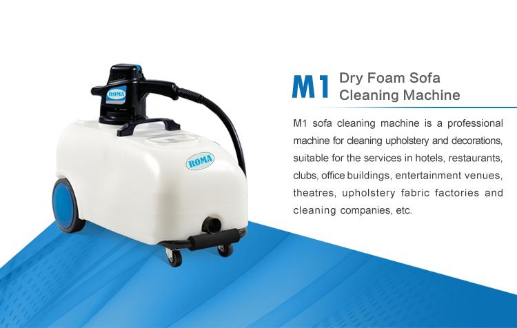 M1 Dry Foam Sofa Cleaning Machine